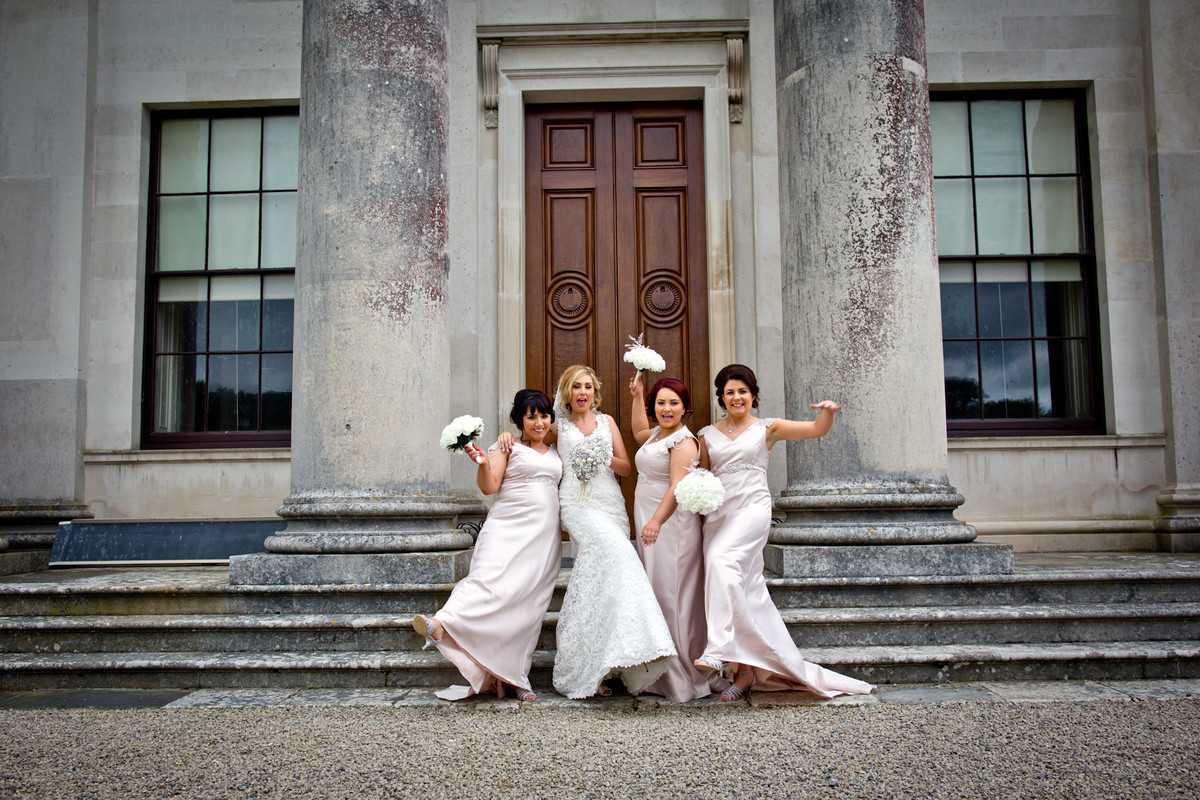 wedding at the westville hotel , londonderry