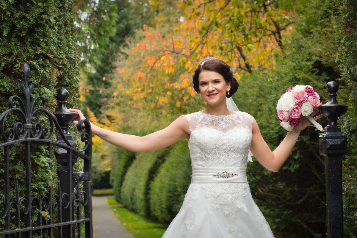 wedding photography in lady dixon park