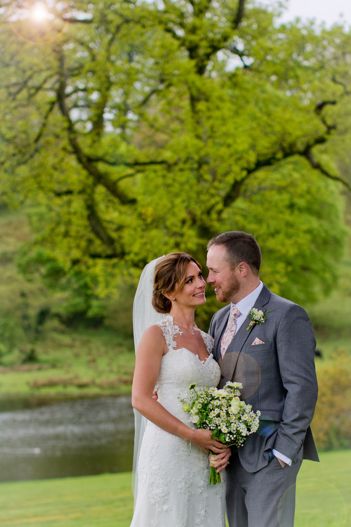 wedding photography at the Killyhevlin Hotel