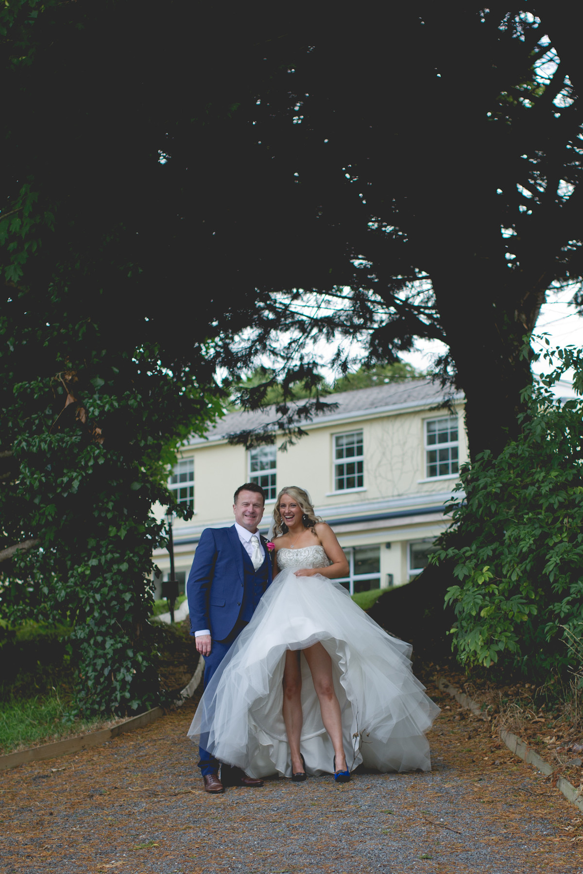 wedding photographer Millbrook Lodge Hotel