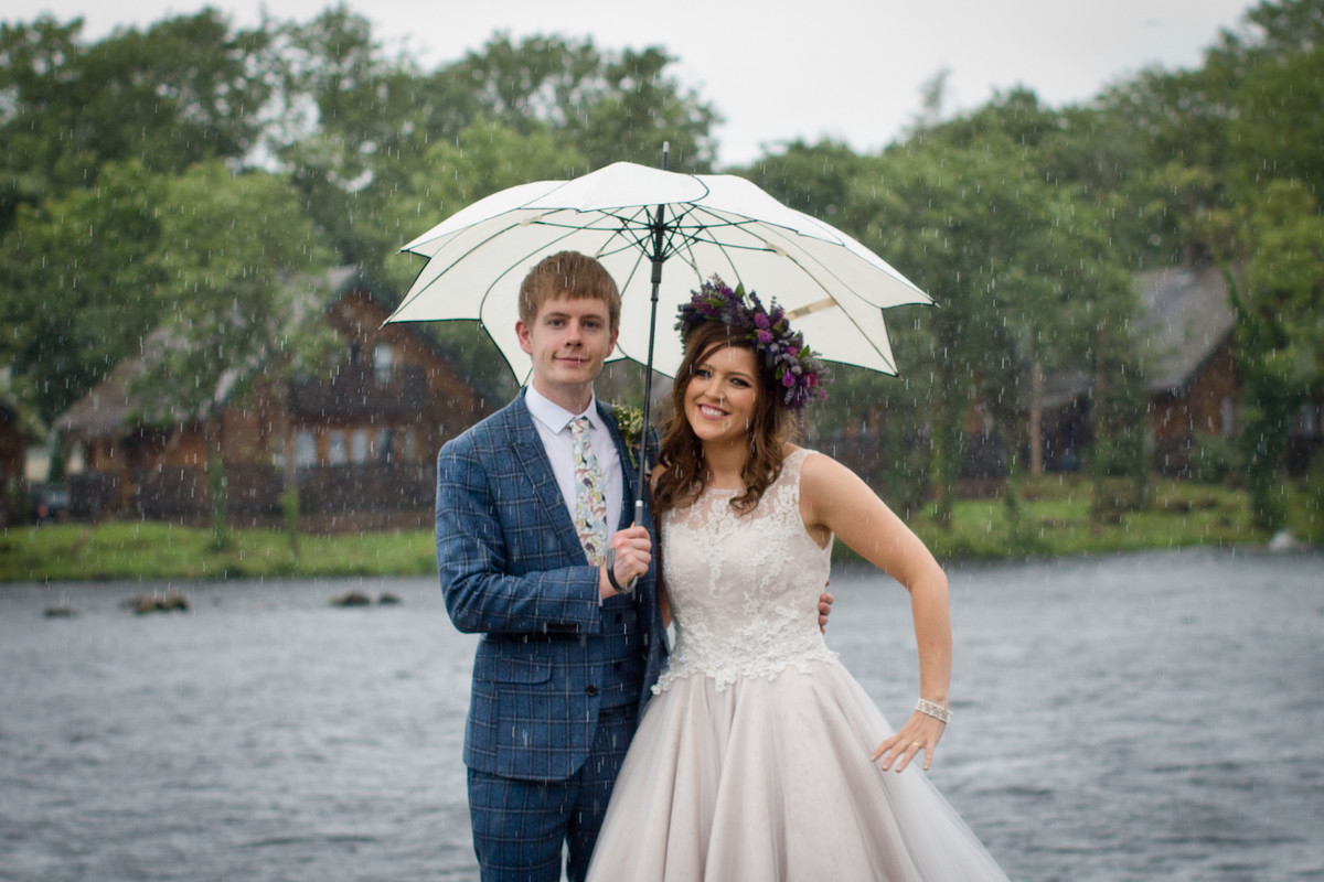 wedding photographer lusty beg island northern ireland