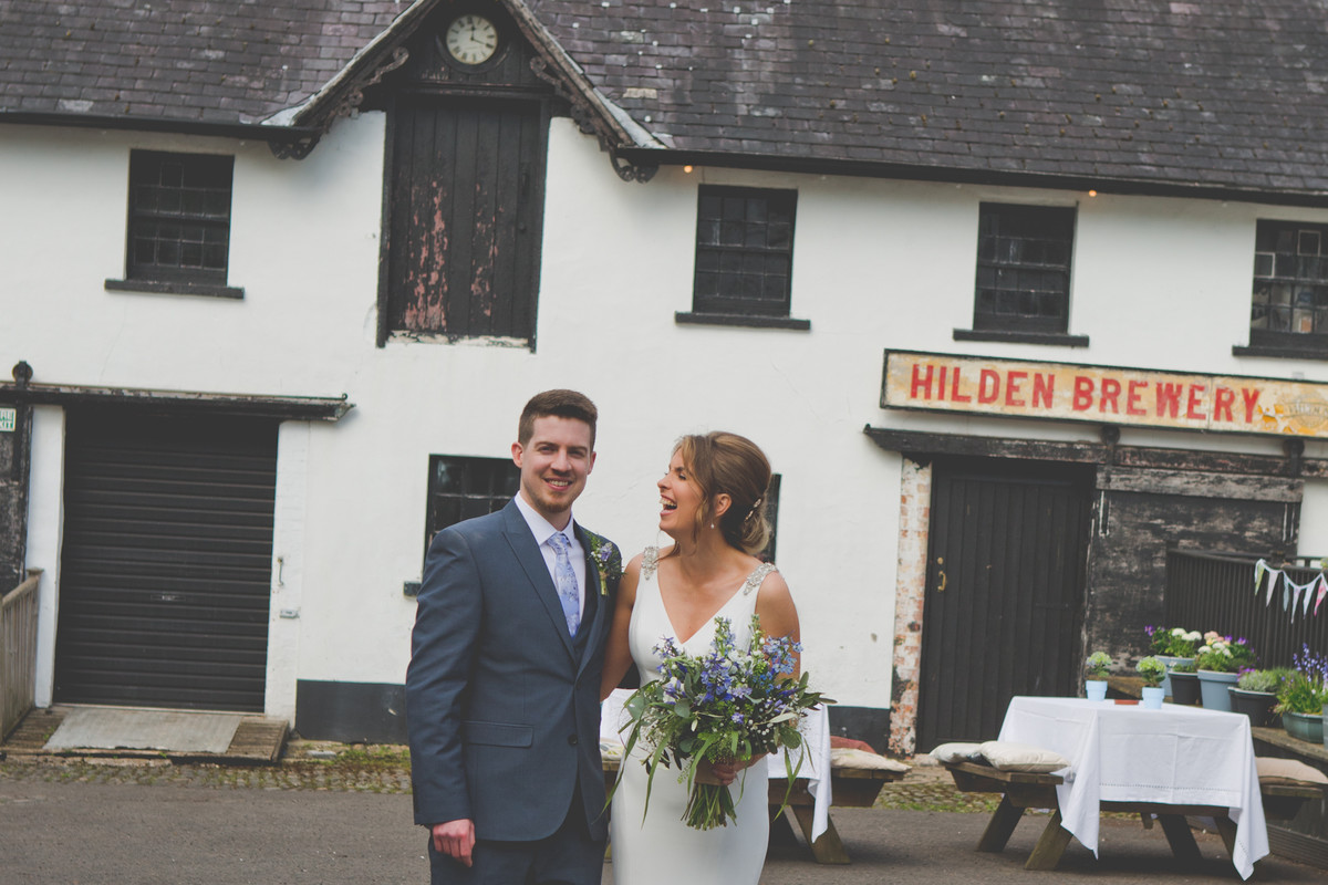 northern ireland wedding photographer , gillian and conall at the Hilden Brewery , Lisburn