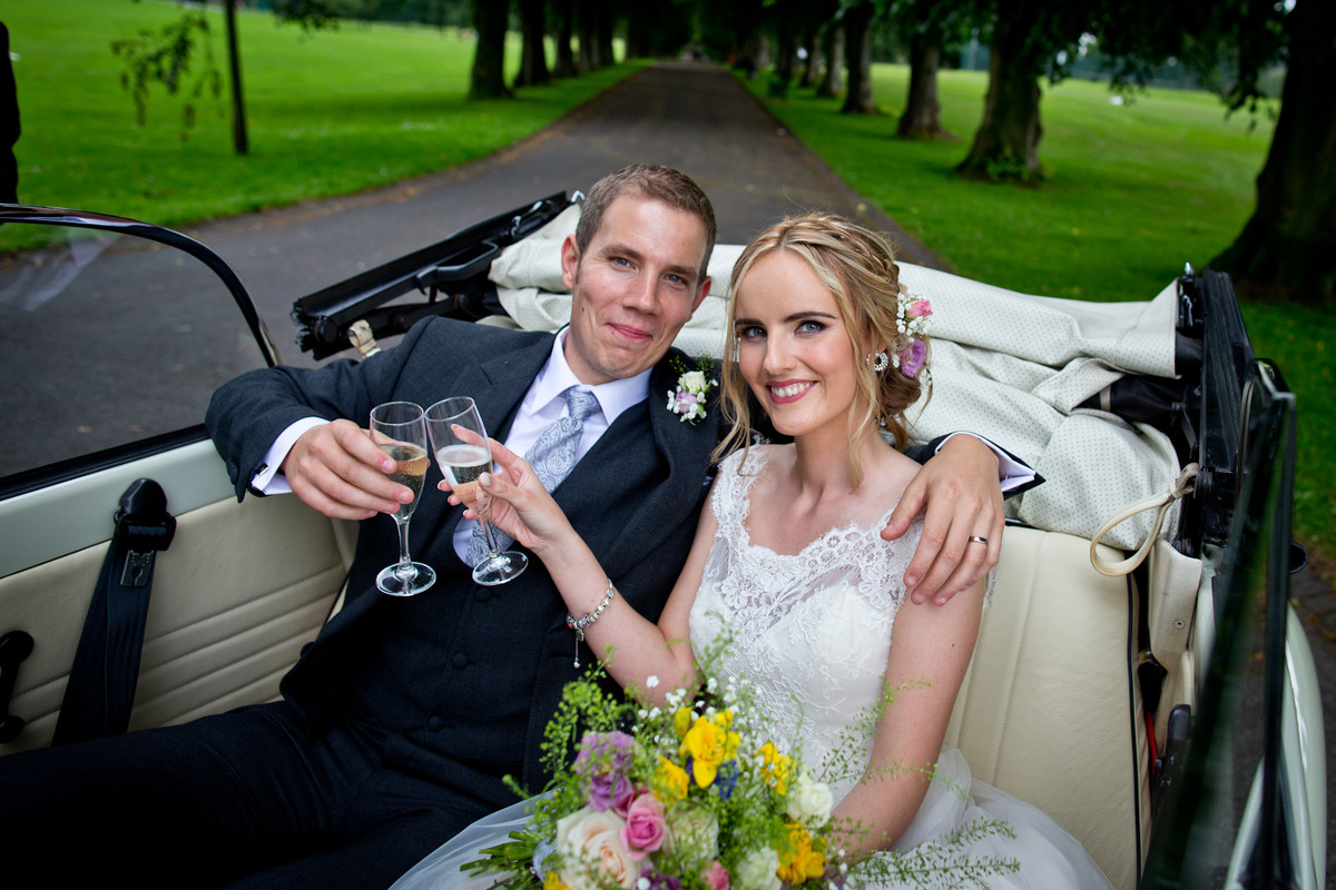 wedding in lurgan park