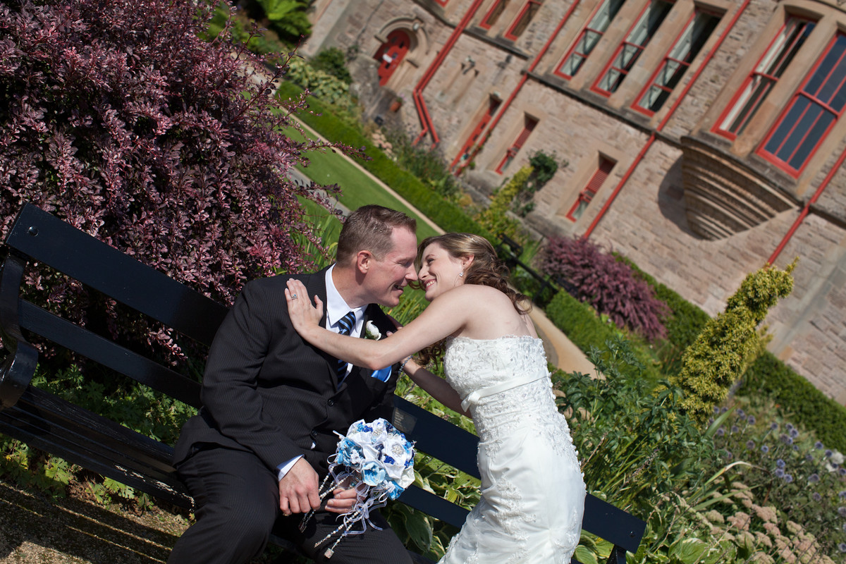 wedding belfast castle